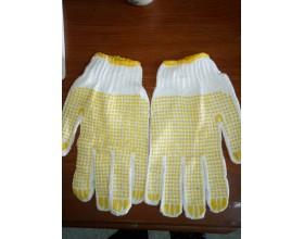 Găng tay sợi hạt