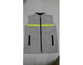 Quần áo bảo hộ - Áo gile 3 lớp có phản quang
