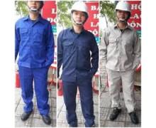 Quần áo bảo hộ lao động VN0001S