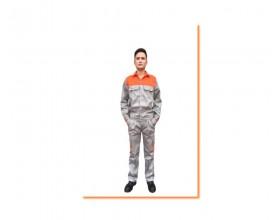 Quần áo bảo hộ lao động phối cam VN0031